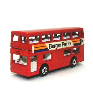 The Londoner Nº17 1/64 Matchbox Anos 70