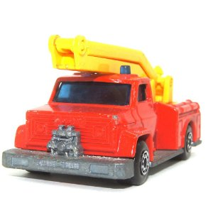 Snorkel Fire Engine Nº13 1/64 Matchbox Anos 70