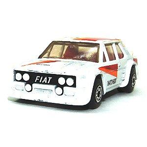 Fiat Abarth Nº74 1/64 Matchbox Anos 70