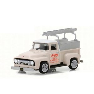 Ford F-100 1954 1/64 Greenlight