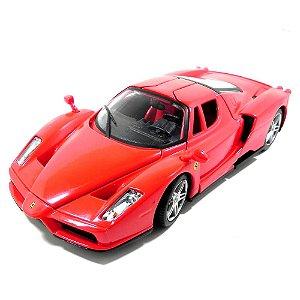 Ferrari Enzo Ferrari Vermelha 1/24 BBurago Race & Play