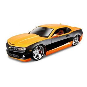 Kit para montar Chevrolet Camaro SS 2010 1/24 Maisto Design Assembly Line