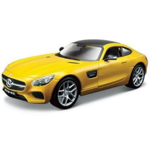 Kit para montar Mercedes Benz AMG GT 1/24 Maisto Assembly Line