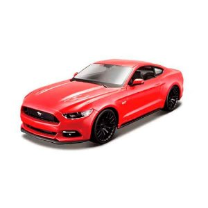 Kit para montar Ford Mustang GT 2015 1/24 Maisto Assembly Line