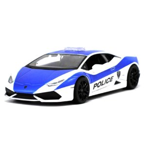 Lamborghini Huracán LP 610-4 Police 1/24 Maisto Design