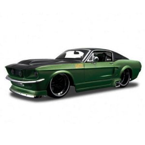 Kit para montar Ford Mustang GT 1967 1/24 Maisto Design Assembly Line