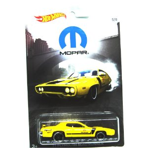 Plymouth Road Runner 1971 1/64 Hot Wheels Mopar