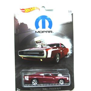Dodge Challenger R/T 1970 1/64 Hot Wheels Mopar