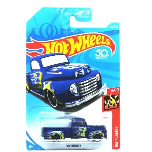 Ford F1 1949 1/64 Hot Wheels HW Flames