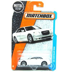 Chrysler 300 2015 1/64 Matchbox