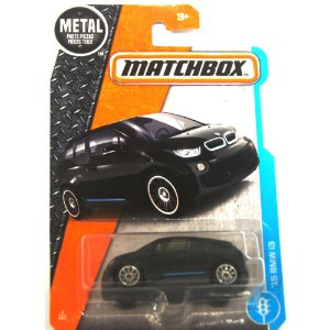 BMW I3 2015 1/64 Matchbox