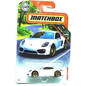 Porsche Cayman 1/64 Matchbox