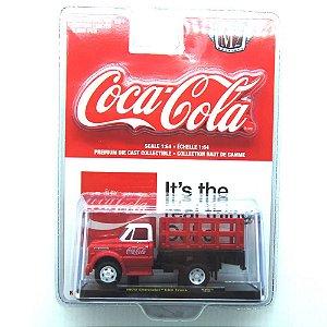 Chevrolet C60 Truck 1970 Coca Cola 1/64 M2 Machines 52500 Release RW01