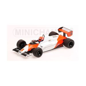 Mclaren Ford MP4-1C Niki Lauda F1 1983 GP Estados Unidos 1/43 Minichamps