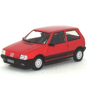 Fiat Uno 1984 Turbo ie 1-Series 1/43 Ixo