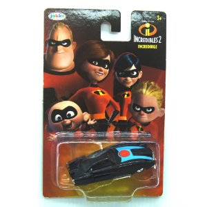 Incredibile Carro Os Incriveis 2 1/64 Jakks