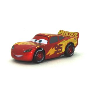 Relâmpago McQueen Disney Pixar Carros 3 1/43