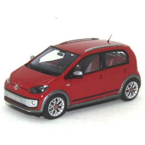 Volkswagen UP! Cross 4 Portas 2014 1/43 Looksmart