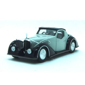 Voisin C27 Aerosport Coupe 1934 1/43 Minichamps The Mullin Automotive Museum CollectionVoisin C27