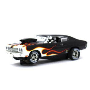 Slot Car Chevrolet Chevelle SS 454 Super Stocker II 1/32 Carrera Evolution