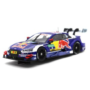 Slot Car Audi RS 5 DTM Mattias Ekström Red Bull 1/32 Carrera Evolution