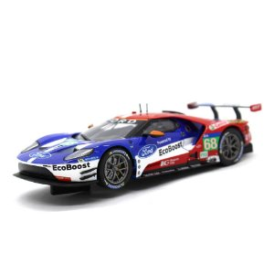 Slot Car Ford GT Race Car 68 1/32 Carrera Evolution