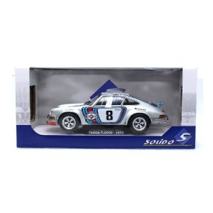 Porsche 911 Carrera Rsr Martini Racing N 8 Coupe 1973 1/18 Solido