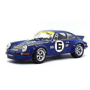 Porsche 911 Rsr Sunoco Coupe N 6 24H Daytona 1973 Mark Donohue e George Follmer 1/18 Solido