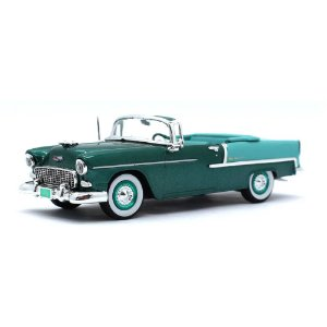 Chevrolet Bel Air Conversivel 1955 1/43 Sun Star Vitesse