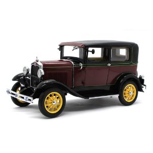Ford Model A Tudor 1931 1/18 Sun Star Ford Classic Collectibles