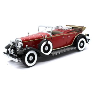 Ford Lincoln Kb Top Down 1932 1/18 Sun Star The Platinum Collection