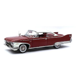 Plymouth Fury Hard Top 1960 1/18 Sun Star The Platinum Collection