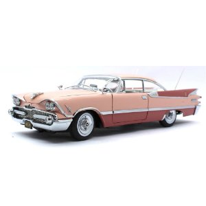 Dodge Custom Royal Lancer Hard Top 1959 1/18 Sun Star The Platinum Collection