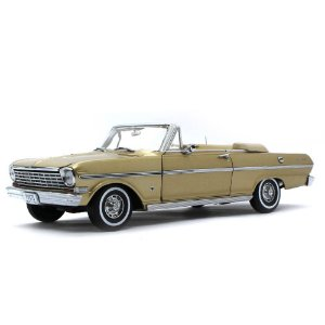Chevrolet Nova Open Convertible 1963 1/18 Sun Star American Collectibles