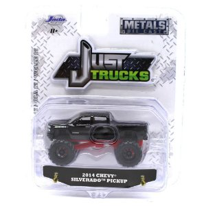 Chevrolet Silverado Pick Up 2014 1/64 Jada Toys Just Trucks Wave 17