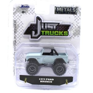 Ford Bronco 1973 1/64 Jada Toys Just Trucks Wave 17