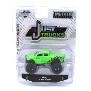 Dodge Ram 1500 2003 1/64 Jada Toys Just Trucks Wave 17