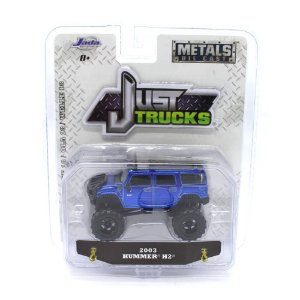 Hummer H2 2003 1/64 Jada Toys Just Trucks Wave 18