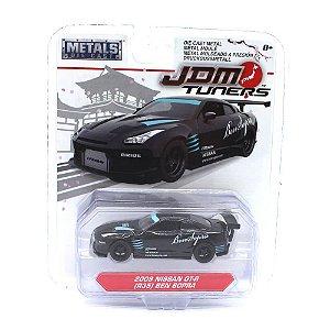 Nissan GT-R R35 Ben Sopra 2009 1/64 Jada Toys JDM Tuners Wave 2