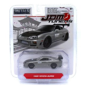 Toyota Supra 1995 1/64 Jada Toys JDM Tuners Wave 3