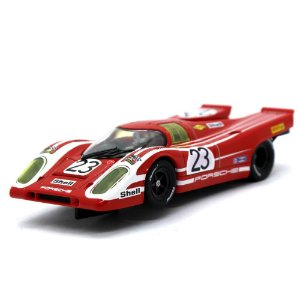 "Slot Car Porsche 917K ""Salzburg No.23"" 1970 1/32 Carrera Evolution"