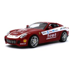 Ferrari 599 GTB Fiorano Panamerican Tour 1/43 Ixo Ferrari Collection