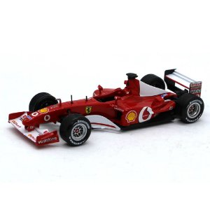Ferrari F2002 Michael Schumacher F1 1/43 Ixo Ferrari Collection