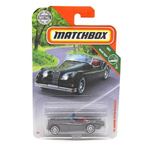 Jaguar XK140 Roadster 1956 1/64 Matchbox MBX Road Trip