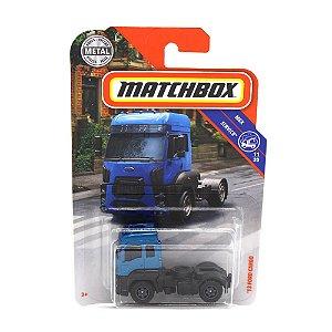 Caminhão Ford Cargo 2013 1/64 Matchbox MBX Service