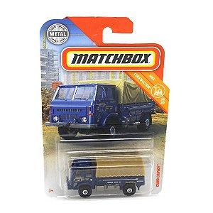 Caminhão Camo Convoy 1/64 Matchbox MBX Construction