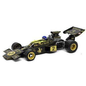 Lotus F1 72E Peterson Winner Italian GP 1973 1/18 Quartzo