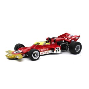 Lotus F1 72C N 24 Winner GP USA 1970 Emerson Fittipaldi 1/18 Sun Star Quartzo