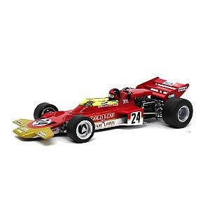 Lotus F1 72C N 24 Winner GP USA 1970 Emerson Fittipaldi 1/18 Sun Star Quartzo