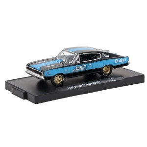 Dodge Charger HEMI 1966 Direct Connection 1/64 M2 Machines Auto Drivers 11228 Release 46